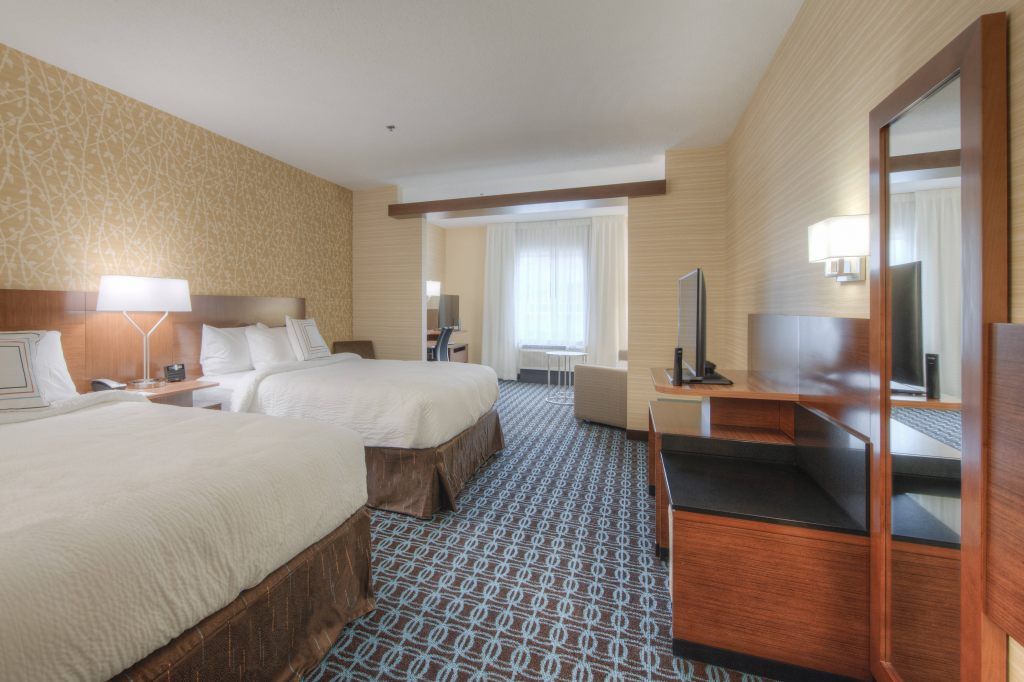 Fairfield Inn & Suites by Marriott Charlotte Airport, NC 28217 near Charlotte/douglas International Airport View Point 5