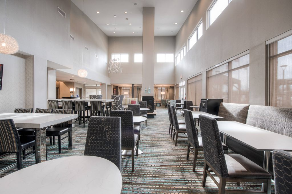 Residence Inn by Marriott Charlotte Airport, NC 28217 near Charlotte/douglas International Airport View Point 16