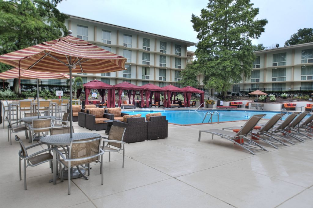 Marriott St. Louis Airport, MO 63134 near Lambert-saint Louis International Airport View Point 20