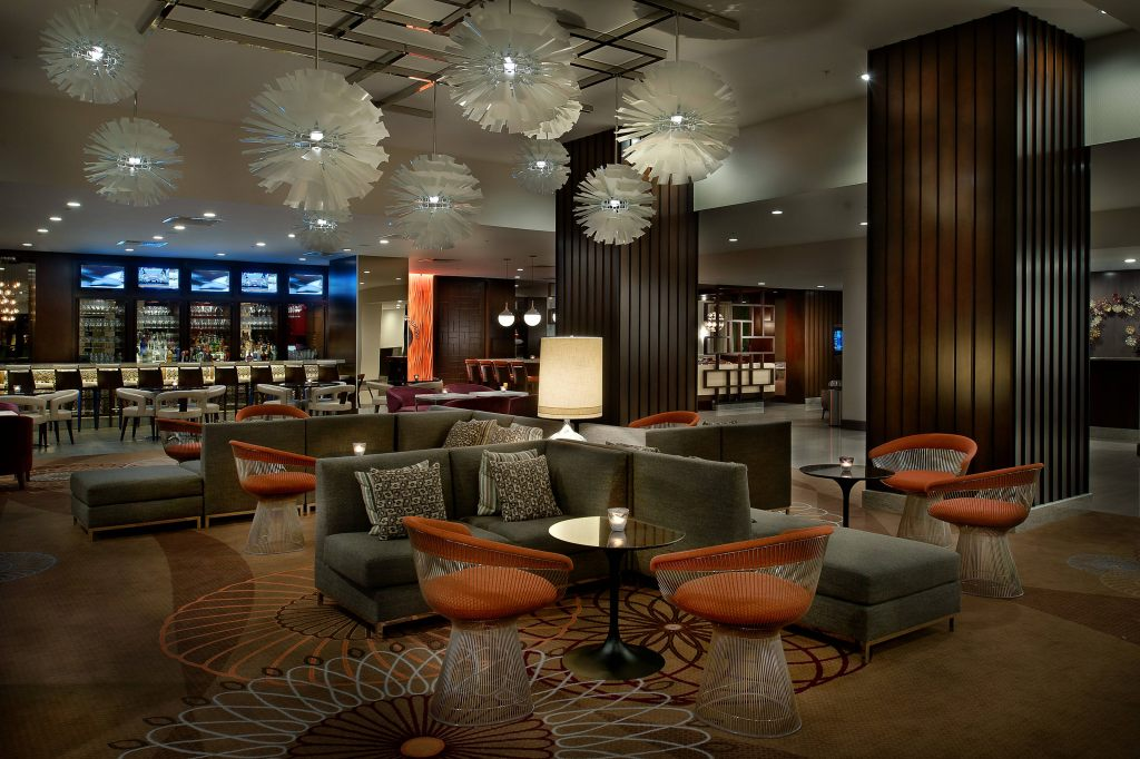 Marriott St. Louis Airport, MO 63134 near Lambert-saint Louis International Airport View Point 17