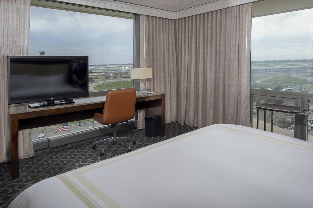 Marriott St. Louis Airport, MO 63134 near Lambert-saint Louis International Airport View Point 1