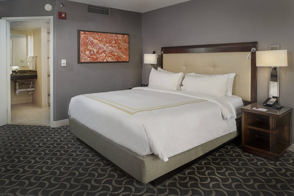 Marriott St. Louis Airport, MO 63134 near Lambert-saint Louis International Airport View Point 9