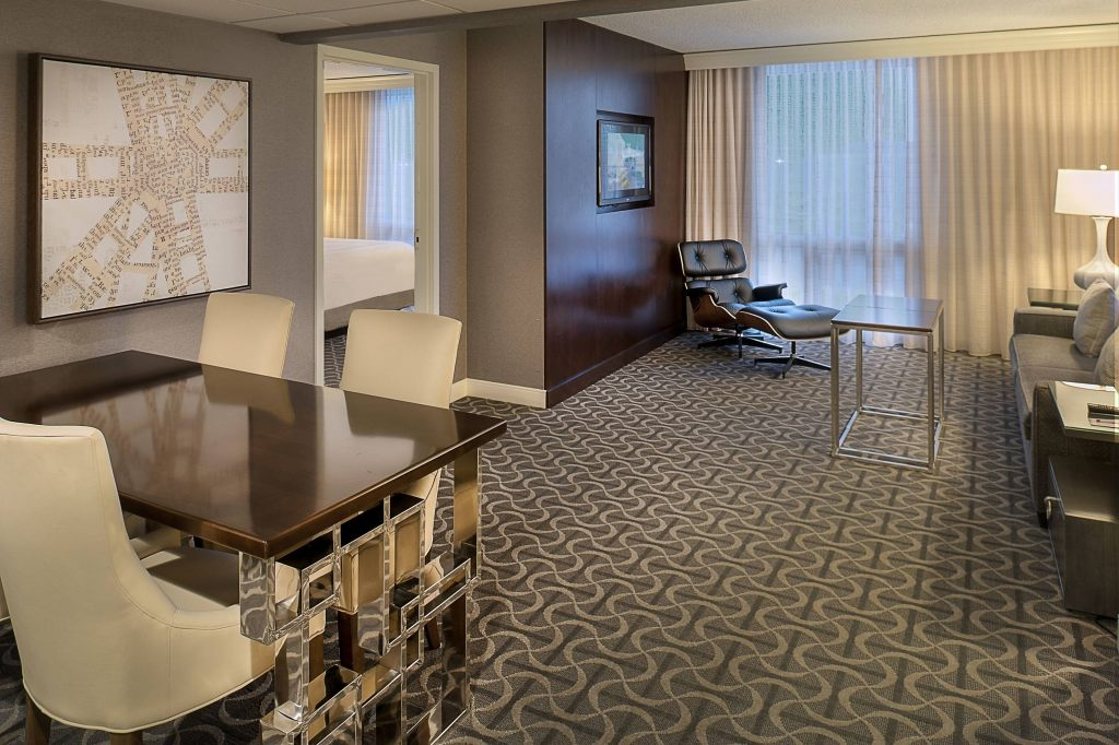 Marriott St. Louis Airport, MO 63134 near Lambert-saint Louis International Airport View Point 4