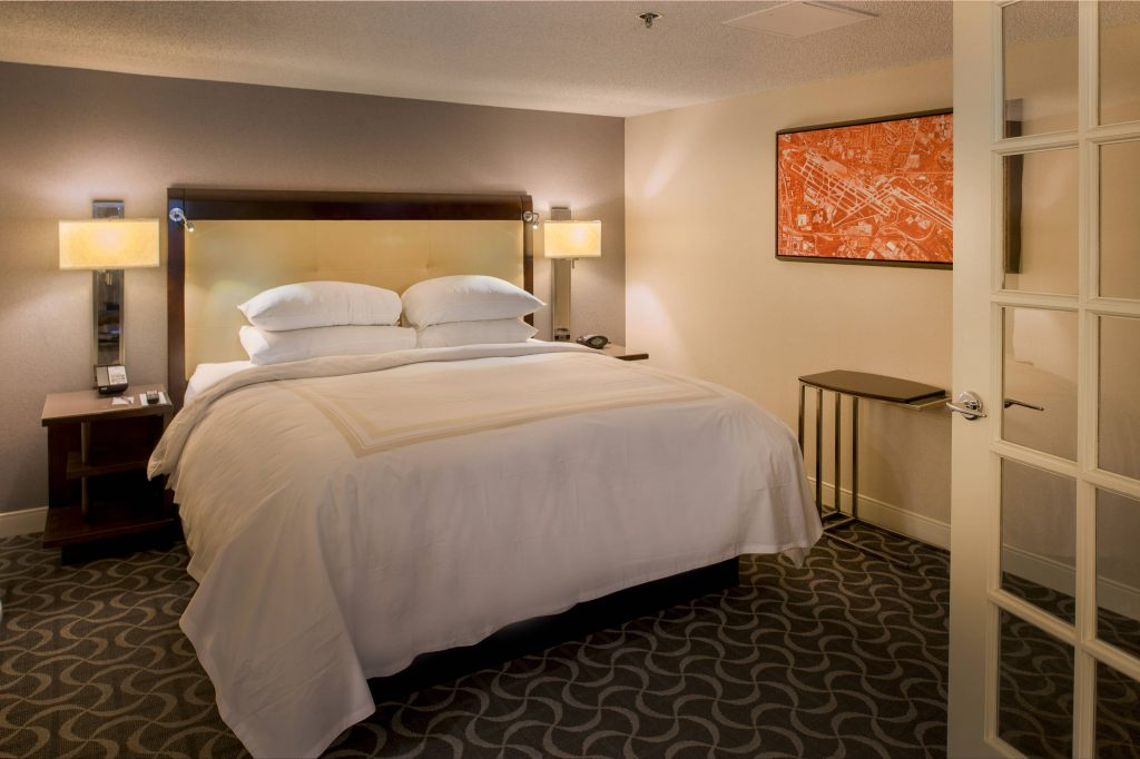 Marriott St. Louis Airport, MO 63134 near Lambert-saint Louis International Airport View Point 3