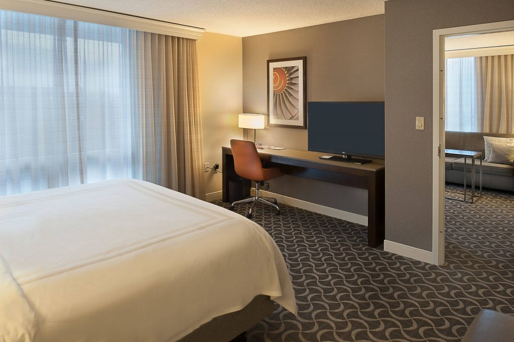 Marriott St. Louis Airport, MO 63134 near Lambert-saint Louis International Airport View Point 2