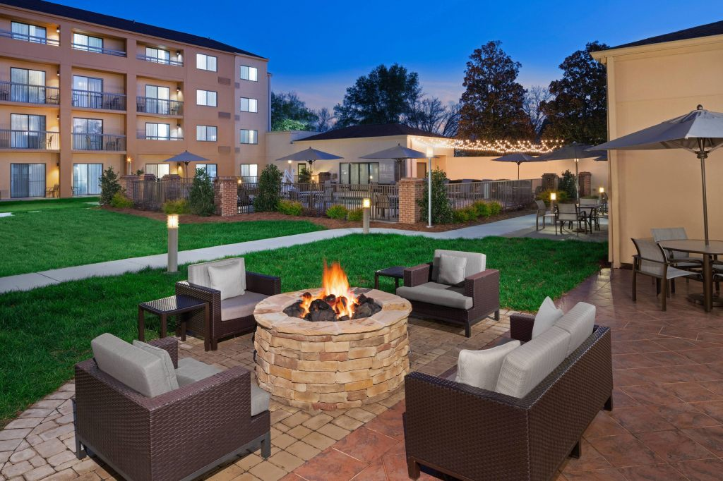 Courtyard by Marriott Raleigh-Durham Airport/Morrisville, NC 27560 near Raleigh-durham International Airport View Point 28