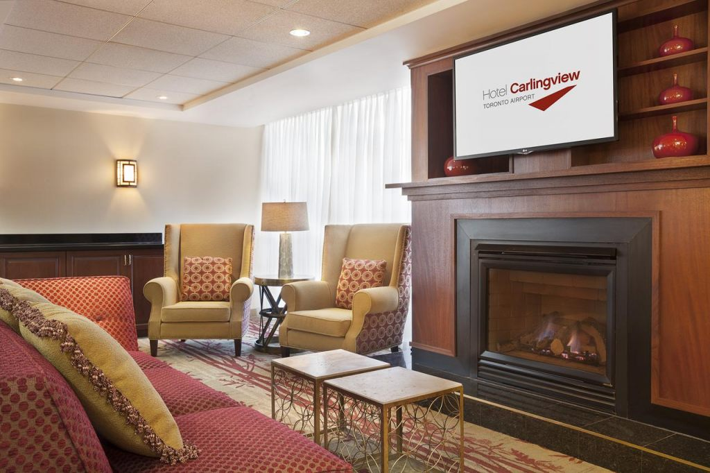 Hotel Carlingview Toronto Airport, ON M9W 5E8 near Toronto Pearson International Airport View Point 5