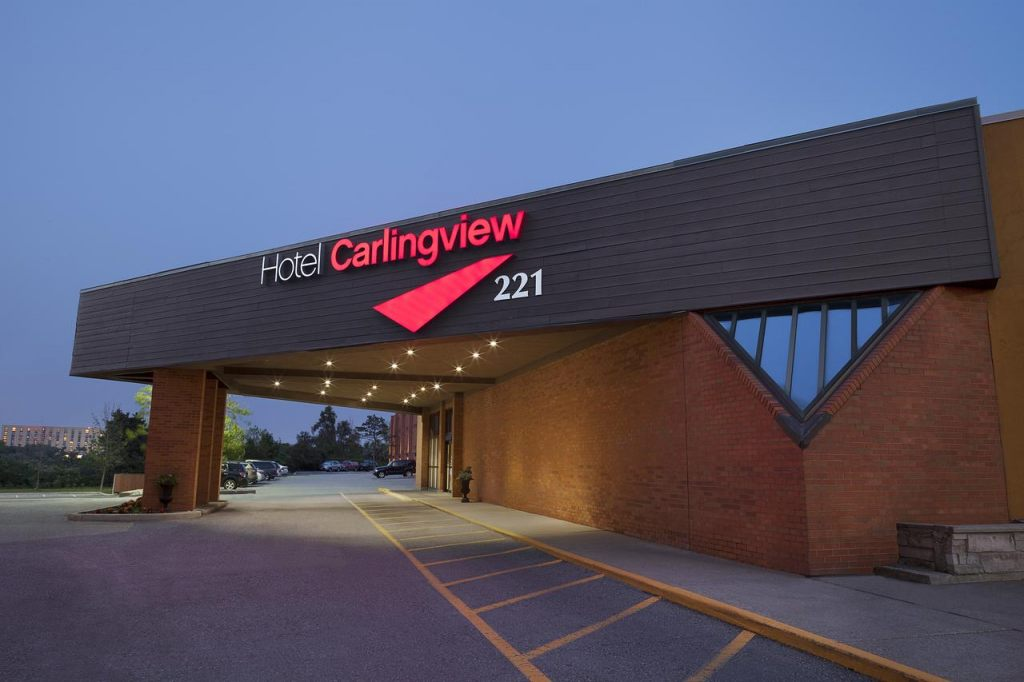 Hotel Carlingview Toronto Airport, ON M9W 5E8