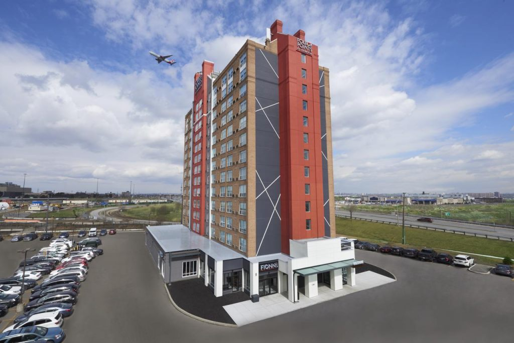 Four Points by Sheraton Toronto Airport East, ON M9P3P1