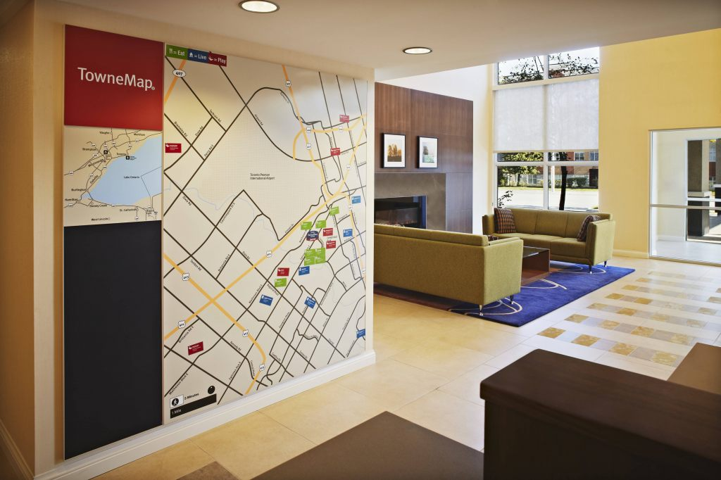 TownePlace Suites by Marriott Mississauga-Airport Corporate Centre, ON L4W4X2 near Toronto Pearson International Airport View Point 16