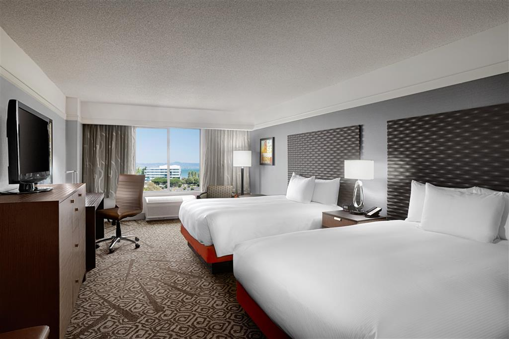 DoubleTree by Hilton Hotel San Francisco Airport North, CA 94005 near Oakland International Airport View Point 8