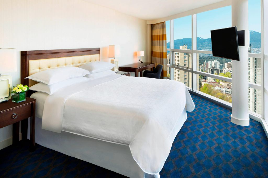 Sheraton Vancouver Wall Centre, BC V6Z 2R9 near Vancouver International Airport View Point 16