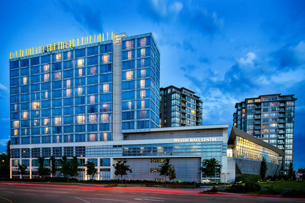 The Westin Wall Centre, Vancouver Airport, BC V6X 4K3 near Vancouver International Airport View Point 1