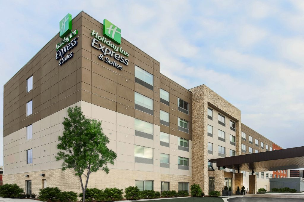 Holiday Inn Express & Suites Chicago O'Hare Airport, IL 60018