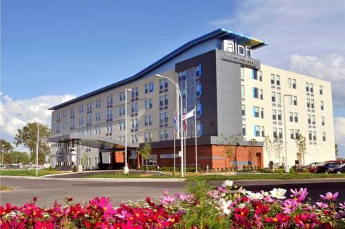 Aloft Montreal Airport, QC H9P 0A2 near Montreal-Pierre Elliott Trudeau Int. Airport View Point 17