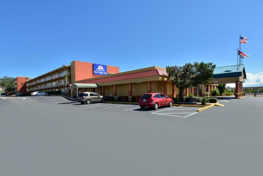 Americas Best Value Inn Cocoa Port Canaveral, FL 32926 near Melbourne International Airport View Point 20