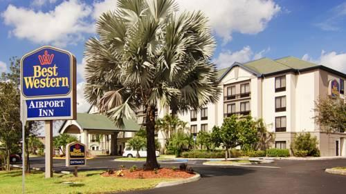 Best Western Airport Inn Fort Myers, FL 33912 near Southwest Florida International Airport View Point 12