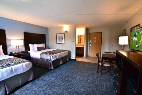 Best Western Flint Airport Inn & Suites, MI  48507 near Bishop International Airport View Point 11