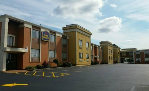 Best Western The Inn At Rochester Airport, NY 14624 near Greater Rochester International Airport View Point 19