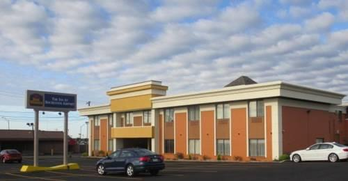 Best Western The Inn At Rochester Airport, NY 14624 near Greater Rochester International Airport View Point 18