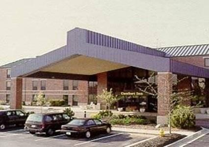 Comfort Inn Cleveland Airport, OH 44130 near Cleveland Hopkins International Airport View Point 19