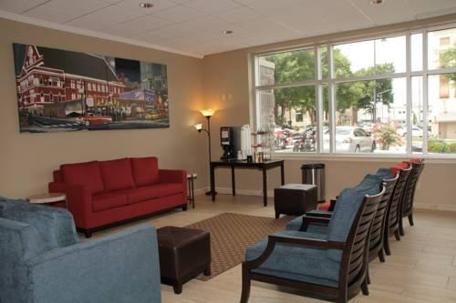 Comfort Inn Downtown Tn Bna Airport Park Sleep Hotels