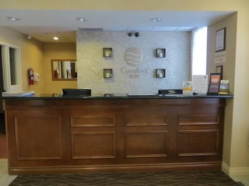 Comfort Inn Mississauga, ON L5S 1Y1 near Toronto Pearson International Airport View Point 8