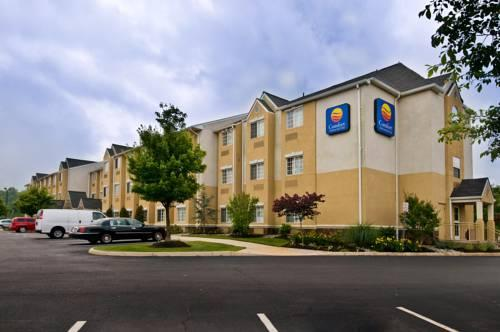 Comfort Inn & Suites Airport Dulles-Gateway, VA 20166 near Washington Dulles International Airport View Point 19