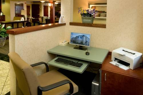 Comfort Inn & Suites Airport Dulles-Gateway, VA 20166 near Washington Dulles International Airport View Point 15