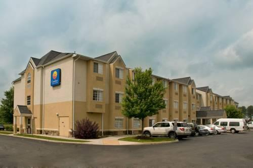 Comfort Inn & Suites Airport Dulles-Gateway, VA 20166 near Washington Dulles International Airport View Point 11