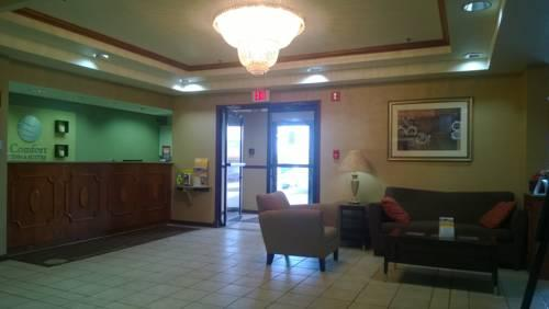 Comfort Inn & Suites Dayton, OH 45415 near James M. Cox International Airport View Point 8