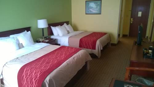 Comfort Inn & Suites Dayton, OH 45415 near James M. Cox International Airport View Point 12