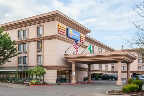 Comfort Inn Hotel Tacoma Wa