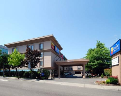 Comfort Inn & Suites Seatac, WA 98188 near Seattle-tacoma International Airport View Point 16