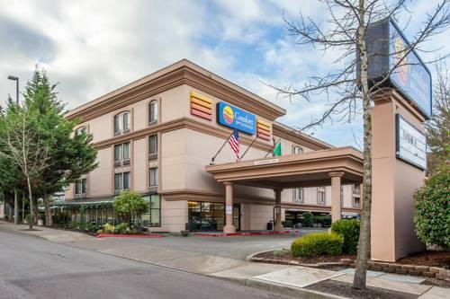 Comfort Inn & Suites Seatac, WA 98188 near Seattle-tacoma International Airport View Point 15