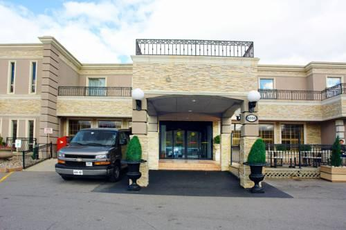 Comfort Inn Toronto Airport, ON, Canada L4V 1E4 near Toronto Pearson International Airport View Point 19