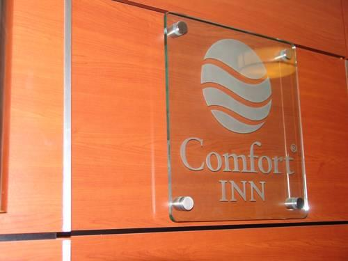 Comfort Inn Toronto Airport, ON, Canada L4V 1E4 near Toronto Pearson International Airport View Point 18