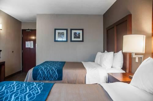 Comfort Inn University, NY 14226 near Buffalo Niagara International Airport View Point 18