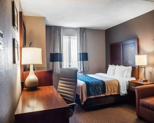 Comfort Inn University, NY 14226 near Buffalo Niagara International Airport View Point 8