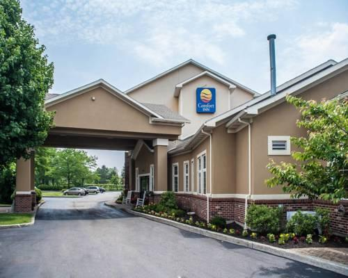 Comfort Inn University, NY 14226 near Buffalo Niagara International Airport View Point 14