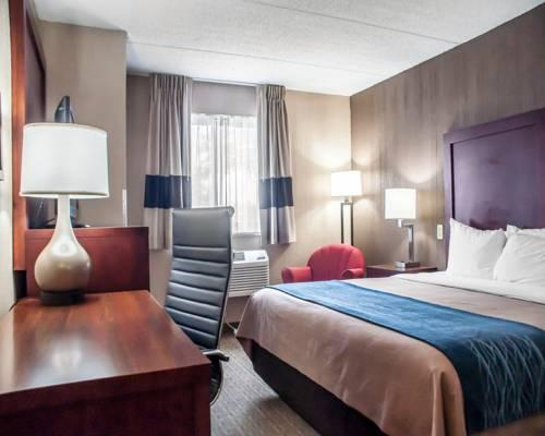 Comfort Inn University, NY 14226 near Buffalo Niagara International Airport View Point 11