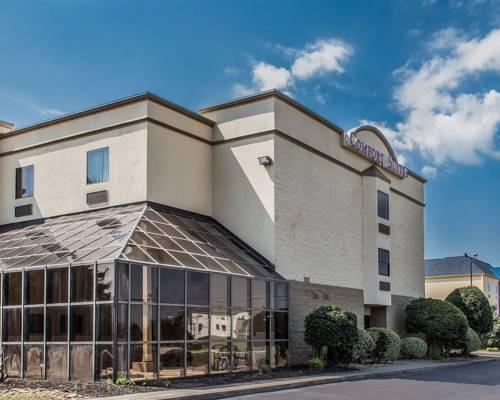 Comfort Suites Airport Alcoa, TN 37701 near Mcghee Tyson Airport View Point 17