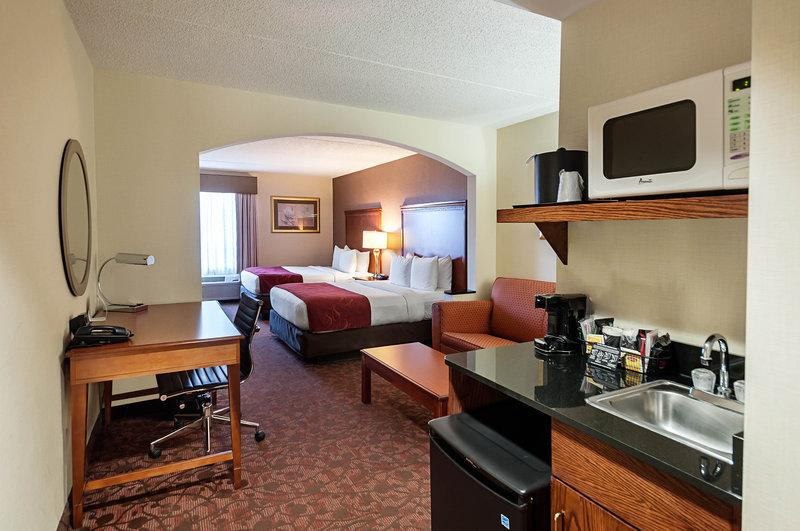 Comfort Suites Dulles Airport, VA 20151 near Washington Dulles International Airport View Point 8