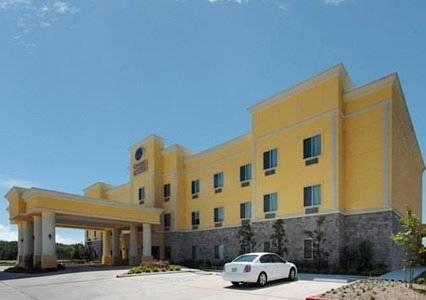 Comfort Suites Houston, TX 77032 near George Bush Intercontinental Airport View Point 9