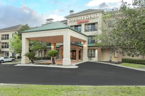 Courtyard By Marriott Houston North Tx Iah Airport Park