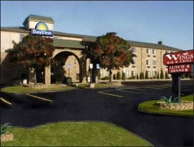 Days Inn & Suites Detroit Metro Airport, MI 48174 near Detroit Metropolitan Wayne County Airport View Point 22