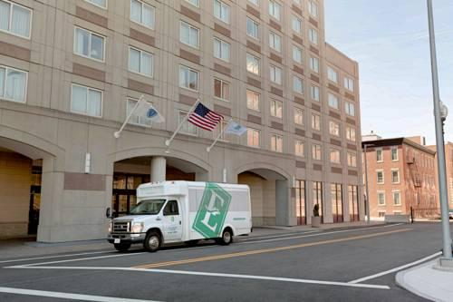 Embassy Suites Hotel Boston At Logan Airport, MA 02128 near Boston Logan International Airport View Point 12