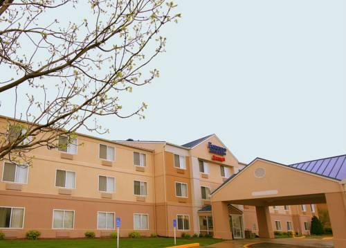 Fairfield Inn Kansas City Airport, MO 64153 near Kansas City International Airport View Point 17