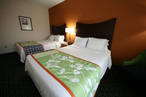 Fairfield Inn Kansas City Airport, MO 64153 near Kansas City International Airport View Point 9