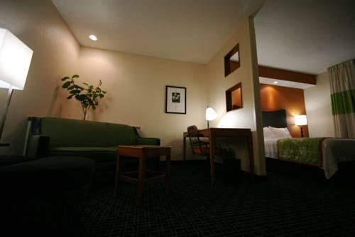 Fairfield Inn Kansas City Airport, MO 64153 near Kansas City International Airport View Point 8